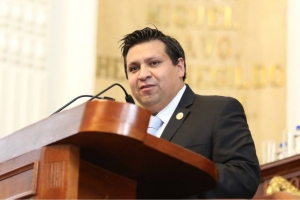 Defenderemos a Las Águilas de imposiciones: dip. Ernesto Sánchez