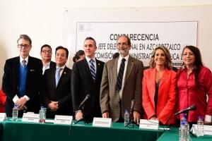 Ante Comisión de Administración Pública Local, Pablo Moctezuma rinde cuentas de su gestión en Azcapotzalco
