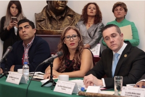 Wendy González reprueba gestión del delegado en Xochimilco