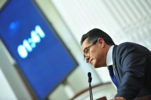 Habrá un replanteamiento del presupuesto; la prioridad será la reconstrucción: dip. Leonel Luna