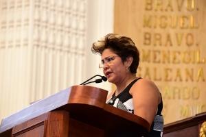 Alista Nury Ruiz iniciativa para sancionar desperdicio de agua en CDMX