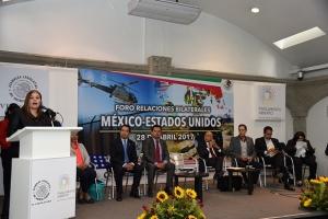 Realiza ALDF foro para analizar relación bilateral México-Estados Unidos