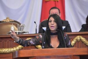 Impulsemos campañas de uso responsable del agua: Janet Hernández