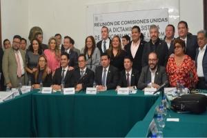 Aprueban comisiones unidas dictámenes del andamiaje jurídico del Sistema Anticorrupción CDMX