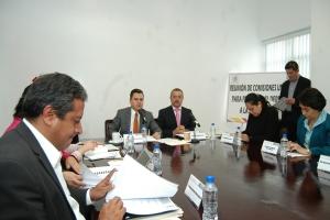 CONFORMAN GRUPO DE TRABAJO PARA ELABORAR LEY CONTRA EL HAMBRE