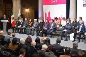La reconstrucción de la CDMX será más rápida con la voluntad de todos: Dip. Leonel Luna