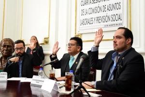 """Sustituirán el término """"Distrito Federal"""" por """"Ciudad de México"""" en la Ley de Protección y Fomento al Empleo"""