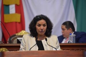 Solicita Flor Ivone Morales establecer un fondo para restaurar el patrimonio histórico de la ciudad