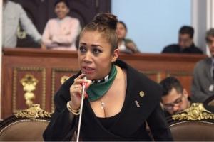 Diputados avalan propuesta de Rebeca Peralta para demandar plan emergente de abastecimiento de agua para la CDMX