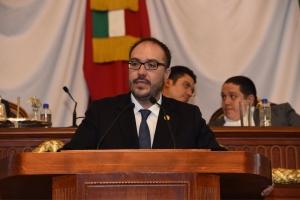 Afectados por sismos no deben pagar contribuciones: ALDF