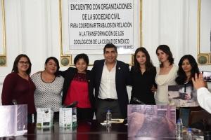 Desaparición paulatina de zoológicos de la capital: Candelaria