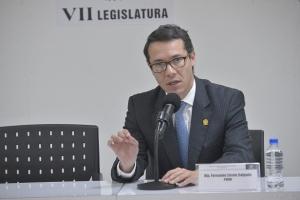 Necesario evitar que recursos públicos sean usados con fines electoreros: Fernando Zárate