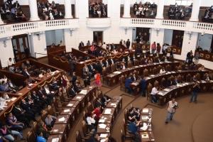 ALDF exhorta a la SEP y al INIFED para que remitan información relativa a la rehabilitación de la Secundaria 166 en la Magdalena Contreras