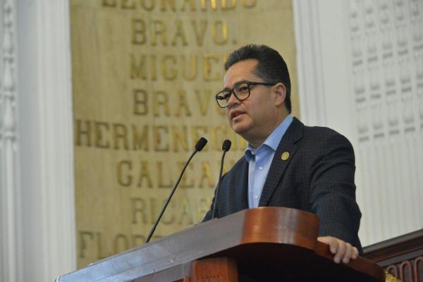 Ley de Reconstrucción, Recuperación y Transformación de la CDMX, prioriza derechos humanos de damnificados por el sismo: Leonel Luna