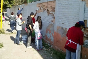 Rehabilita planteles: Abril Trujillo