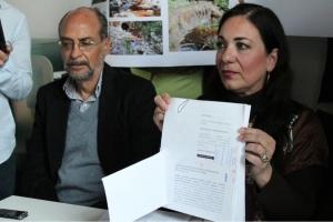 Interpone la dip. Lozano Torres amparo para cancelar la construcción de planta incineradora de basura