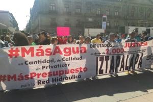 Mejoras en infraestructura para óptimo suministro de agua: Janet Hernández