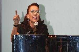 Promoverá Elena Segura norma para evitar politización, lucro y abuso de programas sociales