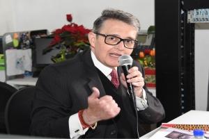 Lamentable crecimiento del crimen organizado en la delegación Cuauhtémoc: Suárez del Real
