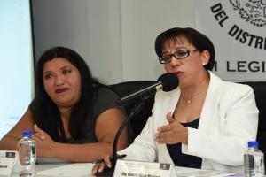 Denuncia Beatriz Rojas corrupción, omisión y negligencia de la PGJCDMX para resolver feminicidios