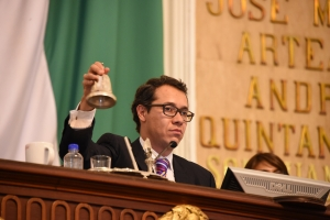 Diputados de la ALDF presentan iniciativas para hacer frente a las declaratorias de emergencias y desastres en la Ciudad de México