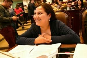 Citlalli Hernández pide que ALDF participe en Corredor Verde Eje 8