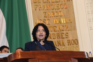 Pide diputada Olivares Pinal que Tribunal Superior de Justicia de la Ciudad de México informe sobre situación estructural de sus inmuebles