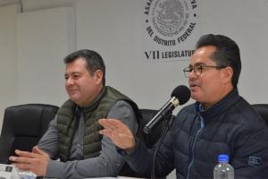 Anuncia ALDF y SEDESO instalación de comedores públicos en los campamentos y albergues para damnificados