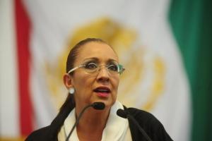 Exhorta ALDF a coordinar acciones para frenar ilícitos en la Plaza de la Computación