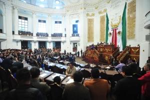 La Asamblea Legislativa del Distrito Federal cumplimenta orden judicial del Juzgado Décimo Cuarto de Distrito en Materia Administrativa