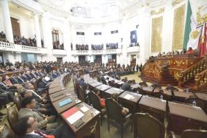 APRUEBA PLENO DE ALDF CONFORMACIÓN DE COMISIONES Y COMITÉS DE LA VII LEGISLATURA