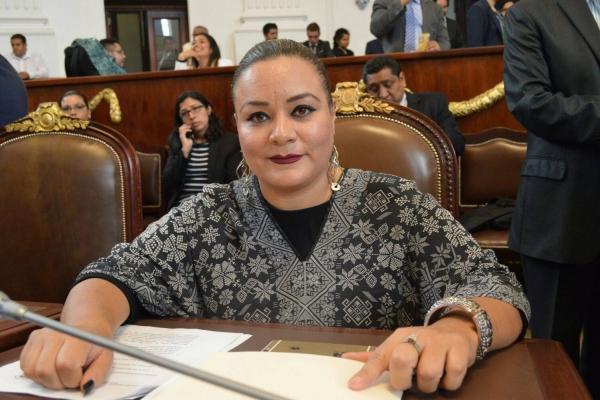 Exhorto a EPN a promover el respeto a los derechos laborales en TLCAN: Elizabeth Mateos