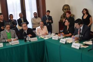 Piden diputados de morena, mesa de trabajo para exigir a la SEP transparentar los recursos de reconstrucción