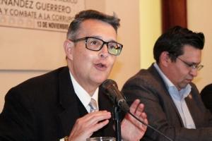 Transparentar el cierre de régimen en la Ciudad de México, pide Suárez del Real al INFODF