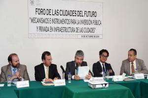 Pide Raúl Flores dejar de satanizar participación de iniciativa privada en infraestructura en la CDMX