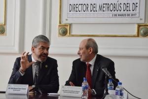 Llama Raúl Flores a potencializar importancia del Metrobús
