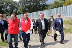 Dip. Quijano Morales gestionará el presupuesto para la rehabilitación, construcción y apertura del Plantel Magdalena Contreras de la UACM