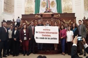 """Para cuidar espaldas de Mancera, """"siembran"""" al próximo gobierno a funcionarios del Sistema Anticorrupción"""