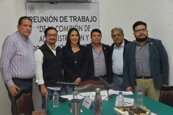 Aprueba Comisión de Administración y Procuración de Justicia dictamen para ratificar a magistrada del Tribunal de Justicia Administrativa de la Ciudad de México