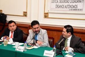 Fundamental,  profundizar en temas de justicia e integración de órganos autónomos
