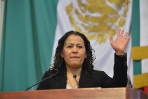 Exhorta Dip. Vania Ávila al INE y al IEDF a realizar capacitación a la ciudadanía respecto a tipos de elección y formas de votación