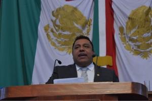 Presenta Paulo César Martínez iniciativa de reforma para destinar un presupuesto con enfoque de derechos humanos