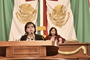 El Gobierno local es incapaz de implementar un programa serio de reconstrucción: diputada Beatriz Rojas