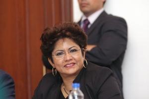 Alista Nury Ruiz plan en defensa de Constitución CDMX