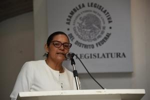 Más derechos para mujeres en zonas patrimoniales: Morales