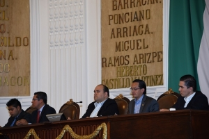 Se efectuó el Primer Simulador Legislativo en ALDF