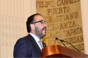 ALDF brinda tranquilidad y certeza jurídica a damnificados del sismo