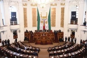 Solicitan diputados información pormenorizada de asentamientos irregulares en la Ciudad de México