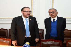 Entregan Tláhuac, Venustiano Carranza y Tlalpan presupuestos para 2018