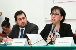 Morena se manifiesta en contra de la trata y la prostitución
